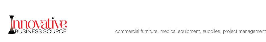 Innovative business source - commercial furniture, medical equipment, supplies, project management